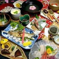 ■郷土料理会席(一例)■