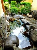 客室専用 露天風呂