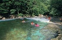 小野自然プール