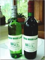 お勧めの冷酒とハウスワインです。②
