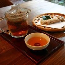 ■オリジナルティー「森のお茶」