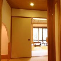 ■小和室へ