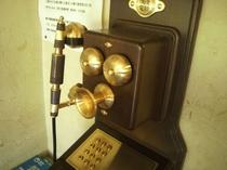 館内の公衆電話