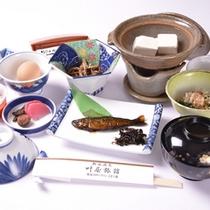 *ご朝食一例/栄養バランスの整った旅館の朝ごはん。おかずなしでも食べられるお米!絶品です◎