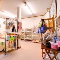 *お土産処/福島の名産品を取り揃えています。旅の思い出をご家族やお友達へ。