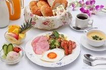 朝食(洋食イメージ)