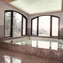タワー2階にある大浴場