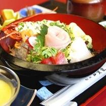 和食レストラン「生簀篭」料理イメージ