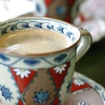 特典:【50歳以上からのじゃらん旅プラン】モーニング「コーヒー」(イメージ)
