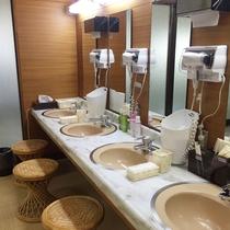 【洗面】*大浴場