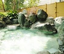 露天風呂(白梅の湯)