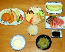 夕食例 1