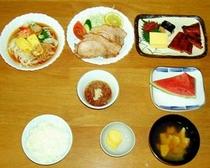 夕食例 2