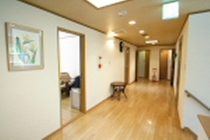 2階ホール:全館床はフローリング仕様。