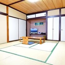 *【客室】 ゆったり和室でのんびりくつろいで頂けます