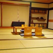 *【部屋】24畳の広~いお部屋。大人数でもゆったり少人数でもご利用頂けます!