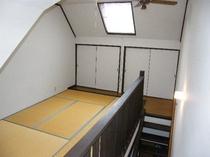 コテージ部屋