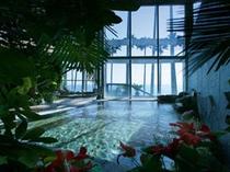 ジャングル風呂海