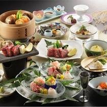 【秋料理】秋の大収穫祭 料理一例