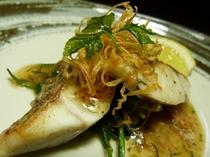 お魚料理♪