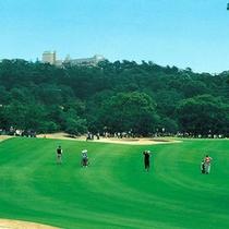 *ゴルフコース
