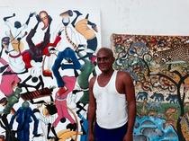 ザンジバルの画家