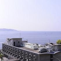 相模湾を望む鎌倉パークホテル