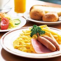 ご朝食イメージ(洋食モーニング)ファミリーレストランCASA(※テナント)