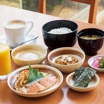 201706 ご朝食イメージ(和食モーニング)ファミリーレストランCASA(※テナント)