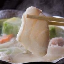 紀州本クエ小鍋 ※料理一例