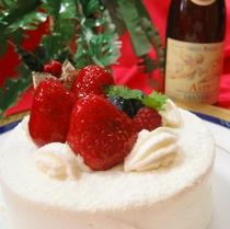 クリスマスケーキ ※イメージ画像