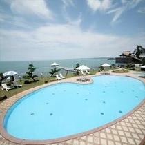 グループホテル【ホテルシーモア】のプール