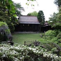 南昌荘 庭園