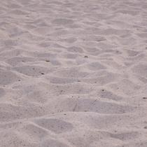 (周辺観光)白良浜の白い砂