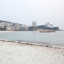 (周辺観光)白良浜海岸