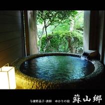 【露天風呂付客室】(洋室)