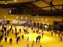 姫路セントラルパーク 冬季スケートリンク