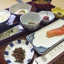 *【朝食例】朝からしっかり食べてレジャー・ビジネスにいってらっしゃい!