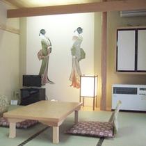 *【客室例】畳のお部屋で足を伸ばしての〜んびり♪