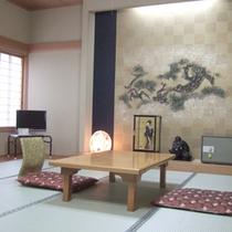 *【客室例】一室ずつ、それぞれ趣の異なるお部屋です。