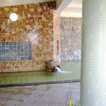 *【内湯】24時間入浴可能!天然温泉に癒される…