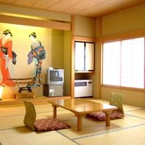 *【客室例】お部屋での〜んびり…寛ぎのひと時をお過ごし下さい。