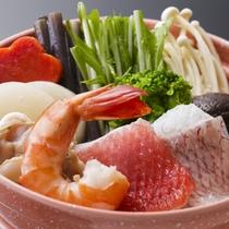 海鮮コラーゲン鍋