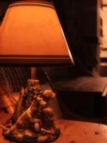 イギリス風洋館ダブルベッド&ロフトのお部屋