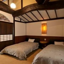 特別室 福寿草