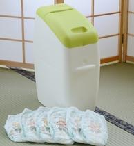 【オムツペール】オムツ用のゴミ箱