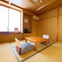 ◇【純和風■桔梗館】和室6畳