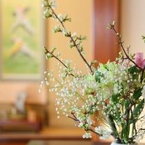 ◇花のある部屋