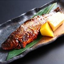 ■【追加料理】虹鱒の甘露煮