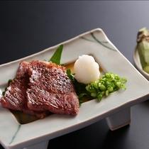 ■【追加料理】信州牛ステーキ